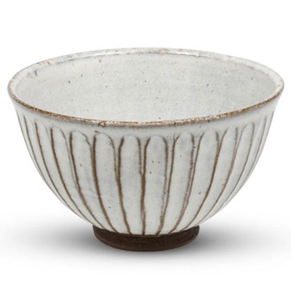 Image of Sogi Gray Round Rice Bowl 1