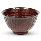Sogi Red Round Bowl