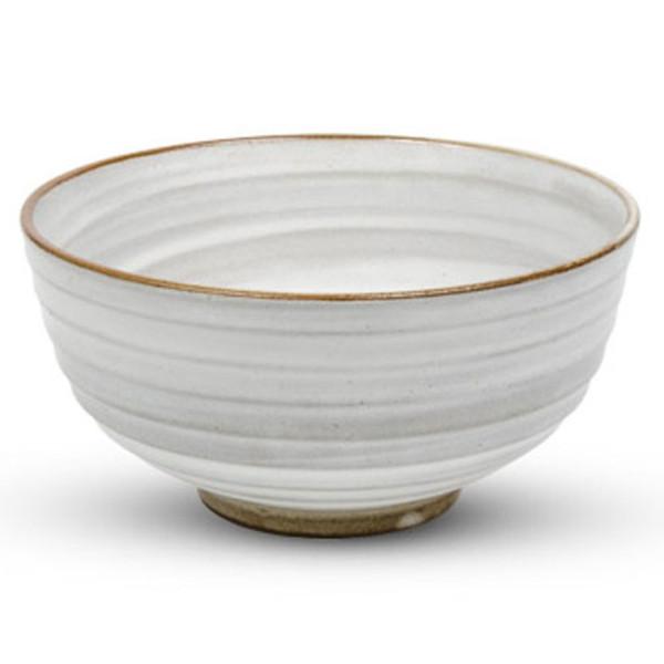 Image of Kohiki Gray Round Bowl 1