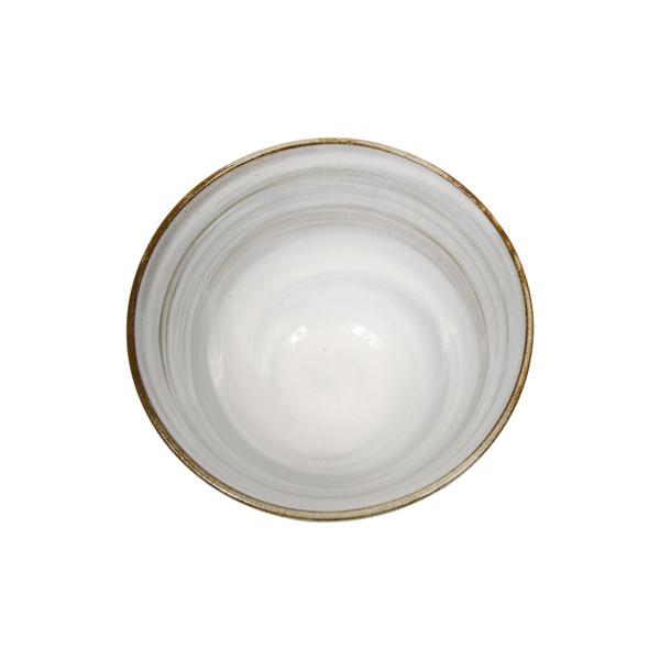 Image of Kohiki Gray Round Bowl 2