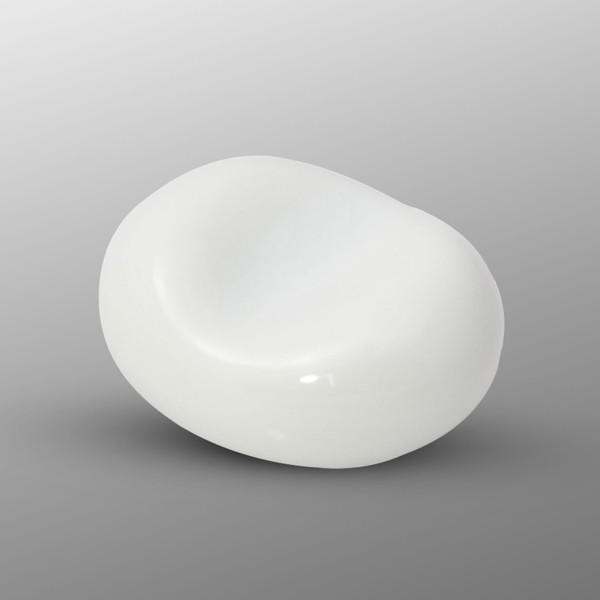 Image of Korin Durable White Bean Chopstick Rest Large