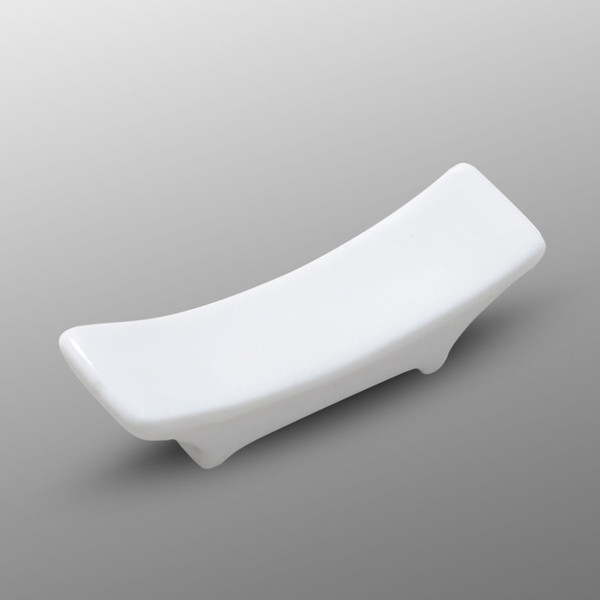 Image of Korin Durable White Chopstick Rest