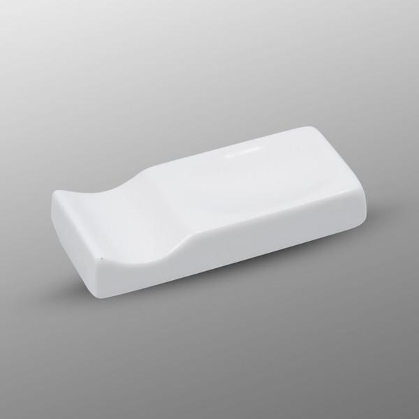 Image of Korin Durable White Flatware Chopstick Rest