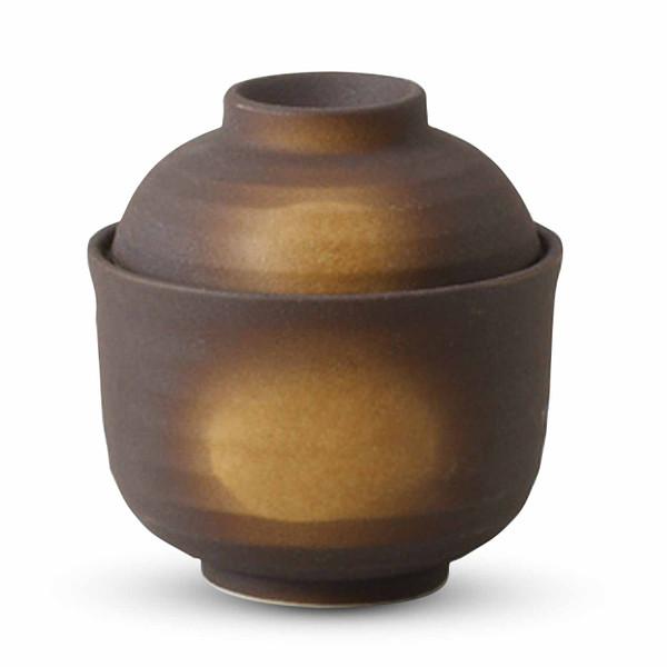 Image of Namban Lidded Bowl