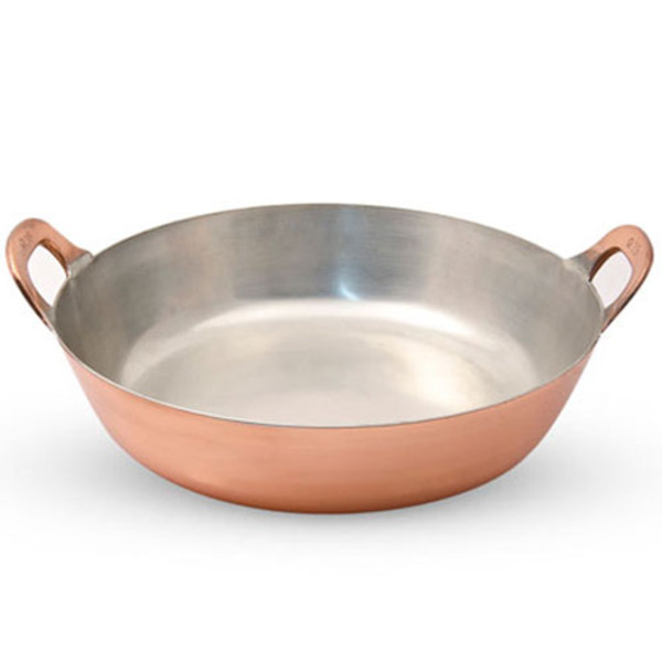 Image of Copper Tempura Pot