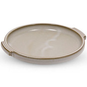 Ginpo Mishima Toban Ceramic Grilling Plate