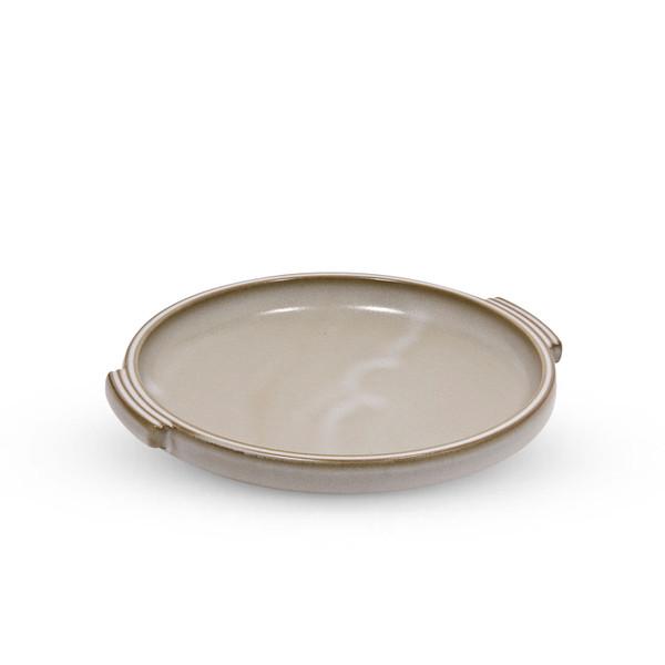 Image of Ginpo Mishima Toban Ceramic Grilling Plate