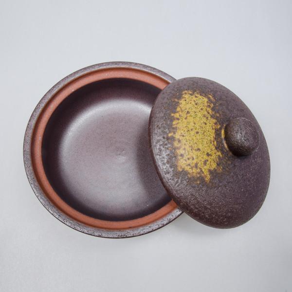 Image of Yakijime Clay Mini Donabe Hot Pot 2