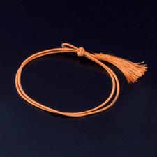 Mizuhiki Wagomu Elastic Gift Ribbon - Orange