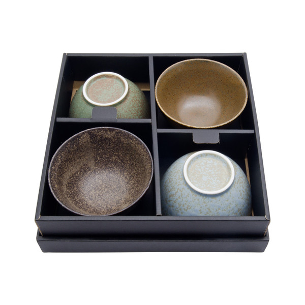 Image of Pacific Forest 4 pieces Rice Bowl set 3
