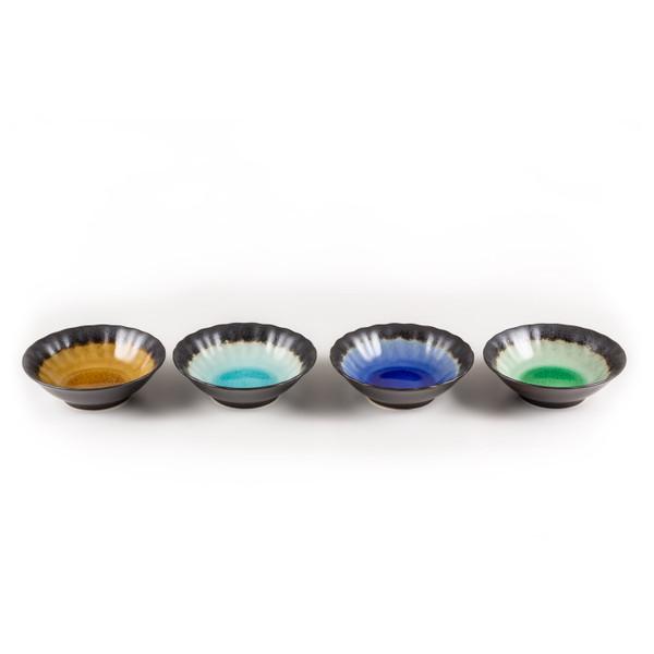 Image of Kiku Small Bowl 4 pc Set 3