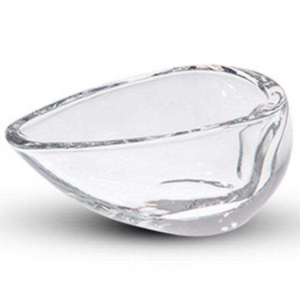 Image of Glass Spouted Bowl