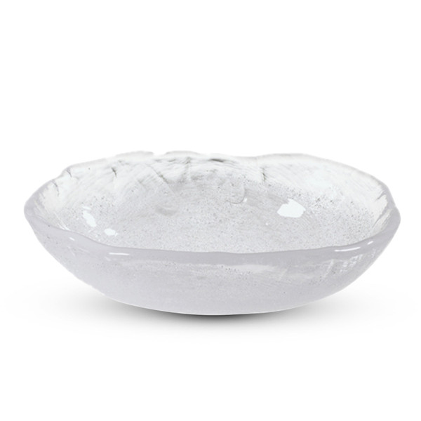 Image of Shirayuki Oval Glass Bowl
