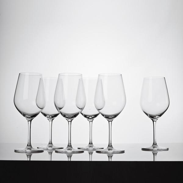 Image of Korin Sena Bordeaux Glass 2