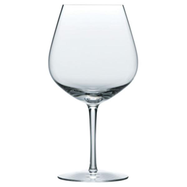 Image of Korin Sena Burgundy Glass 1