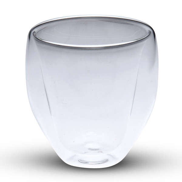 Image of Double Glass Wall Tea Cup 1