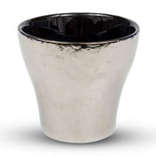 Silver Ink Round Cup