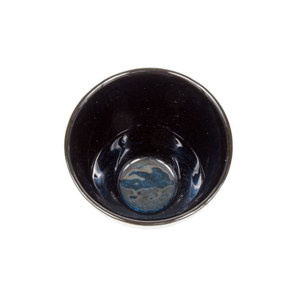 Image of Silver Ink Round Cup 2