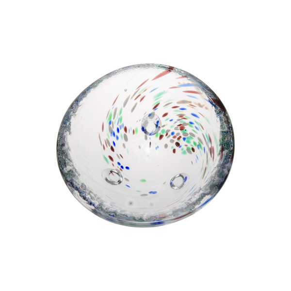 Image of Kurage Clear Round Glass Bowl 2