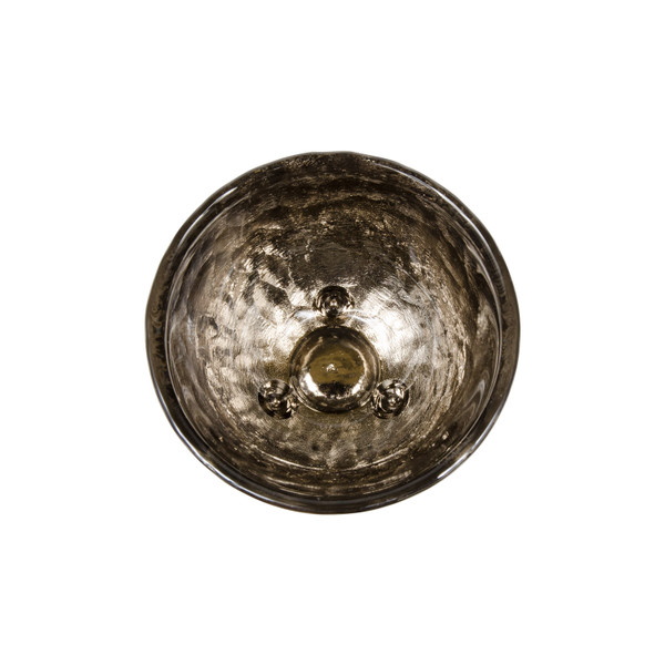 Image of Silver Ink Round Sake Cup 2