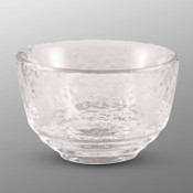 Clear Glass Sake Cup