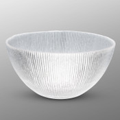 Clear Glass Round Bowl