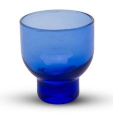 Blue Sake Cup