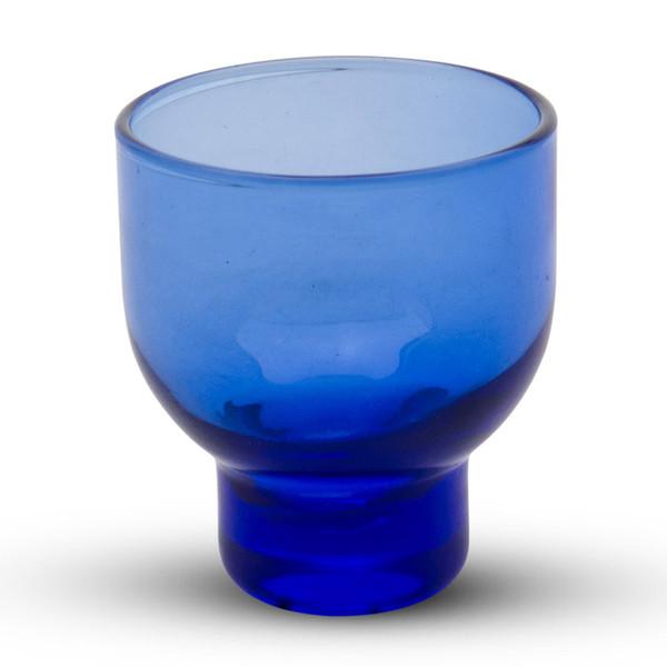 Image of Blue Sake Cup