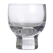 Cold Clear Sake Glass
