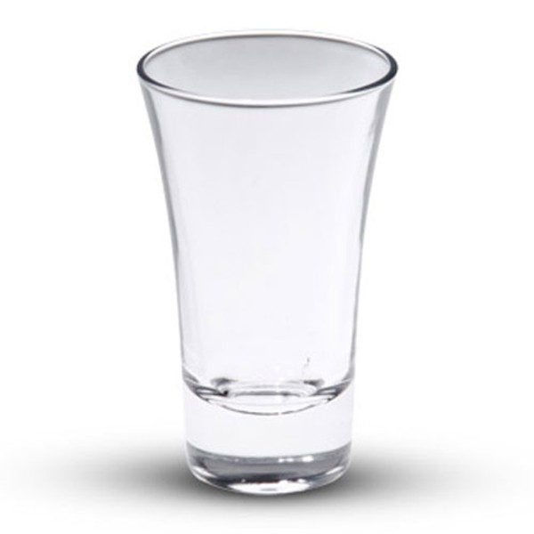 Image of Simple Tall Crystal Cold Sake Glass