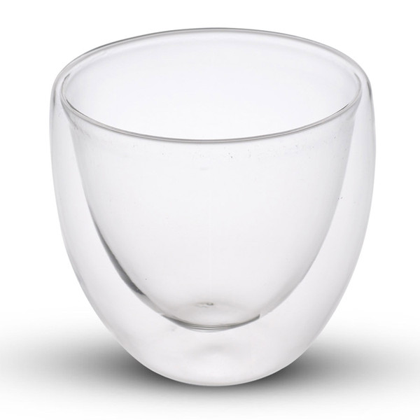 Image of Double Wall Glass Tea Cup 1