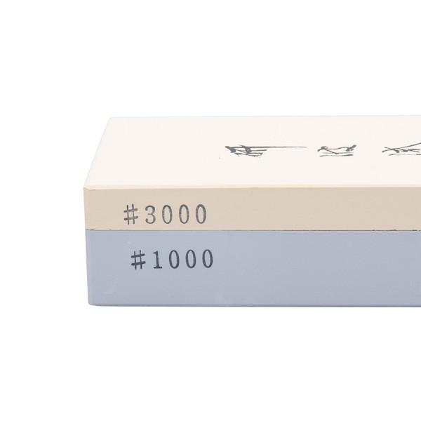 Image of Togiharu Two-Sided Sharpening Stone #1000 & #3000 2