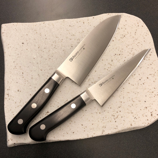 Image of Misono Handmade Molybdenum Gyuto, Honesuki - 2 Piece Knife Set 3