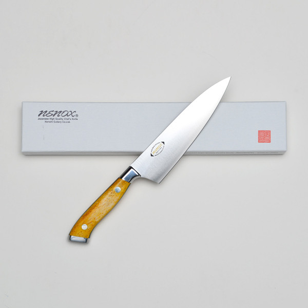 Image of Nenohi Nenox Yellow Handle Yo-deba 3