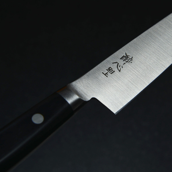 Image of Suisin High Carbon Steel Petty 4