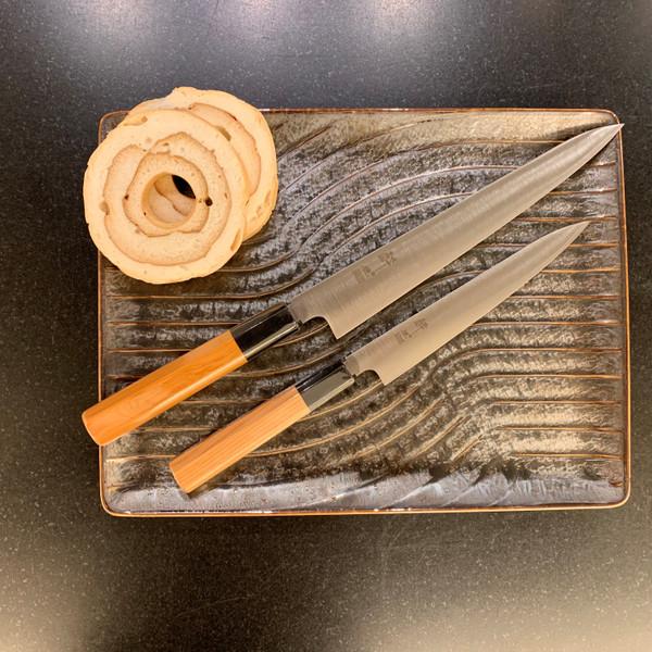 Image of Suisin Inox Honyaki Wa-Sujihiki 2