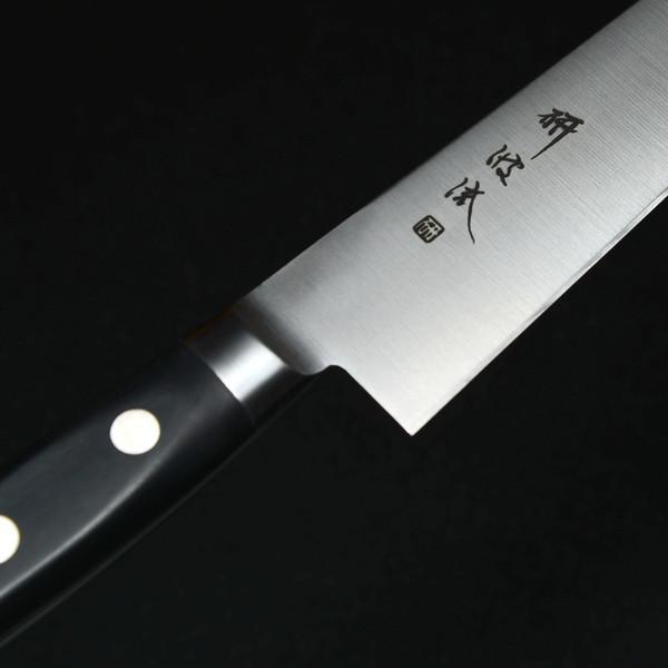 Image of Togiharu Virgin Carbon Steel Sujihiki 3