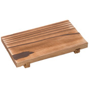 Wooden Base for Mini Rectangle Hida Konro Grill