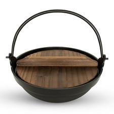 Aluminum Yamaga Cooking Pot