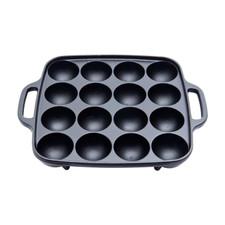 Cast Iron Takoyaki Plate