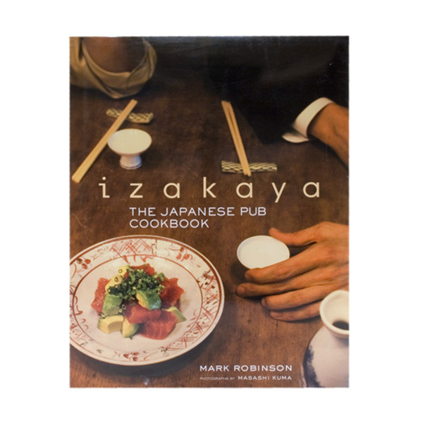 Image of Izakaya - The Japanese Pub Cookbook