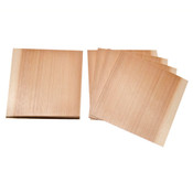 Cedar Wood Cooking Sheet - Large