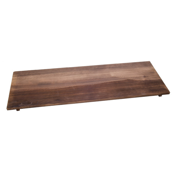 Image of Wooden Base for Charcoal Konro Grill