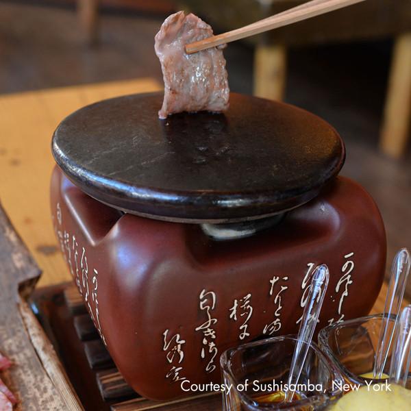 """Image of Ishiyaki Grilling Stone 3.25""""dia 2"""