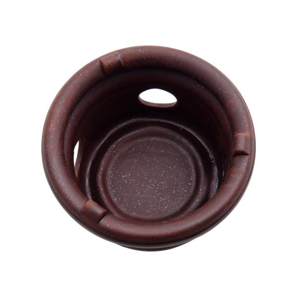 Image of Rust Red Round Konro 2
