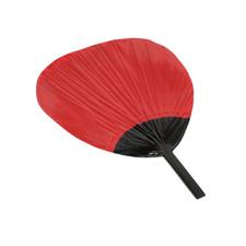 Red Medium Konro Grill Fan