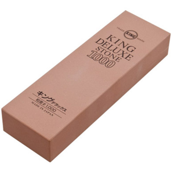 Image of King Medium Grain Sharpening Stone - #1000 - S