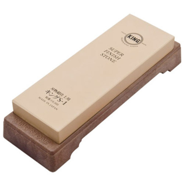 Image of King Fine Grain Sharpening Stone - #6000