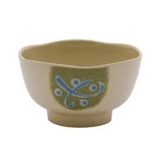 Green Melamine Bowl