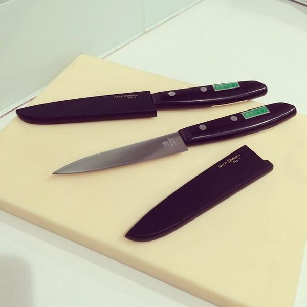 Image of Misono Fruit Knife 3